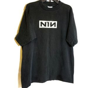 Vintage Single Stitch Nine Inch Nails Tee 1998